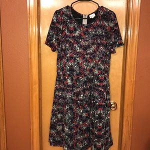 3XL Lularoe Amelia dress